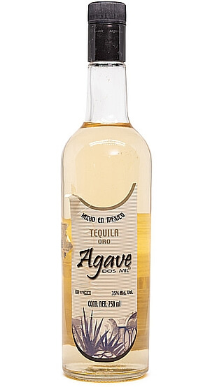 Текила Agave Dos Mil Tequila Gold