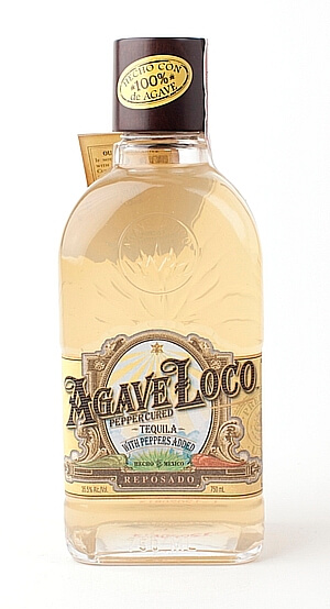 Текила Agave Loco Pepper Cured Tequila