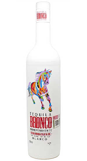 Текила Bronco Independiente Blanco