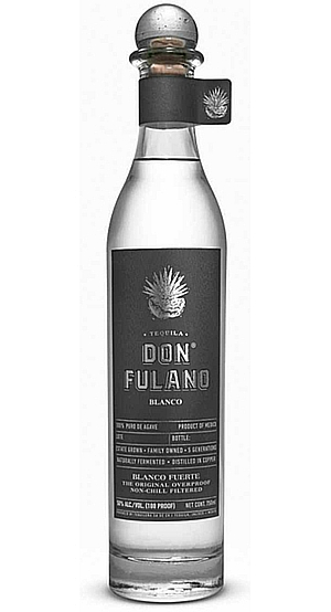 Текила Don Fulano Blanco Fuerte (100 proof)