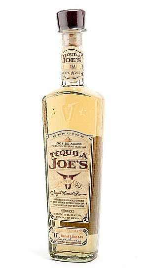 Текила Tequila Joe's Reposado