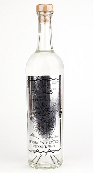 Текила Ley .925 Tequila Silver Dragon Bottle