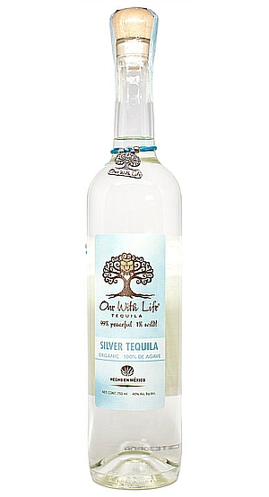 Текила One With Life Tequila Silver